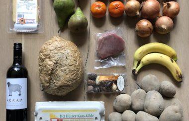 De Smaak van Huizen Food Box